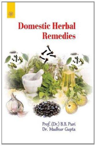 Domestic Herbal Remedies ebook