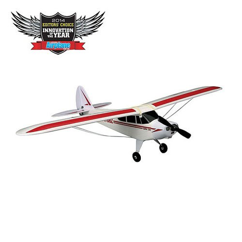 Hobbyzone Super Cub S RTF with SAFE RC Airplane