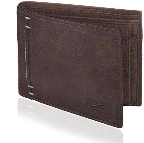 Z Accezory Brown Men's Wallet  AZLR880