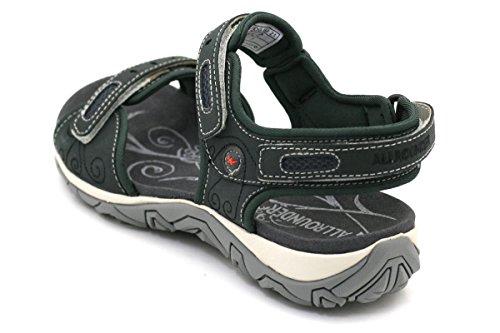 Allrounder Black Mephisto by Fashion Women's Sandals vwqdd6zY