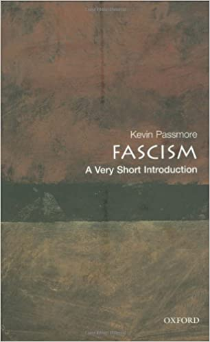 Image result for a very short history of fascism