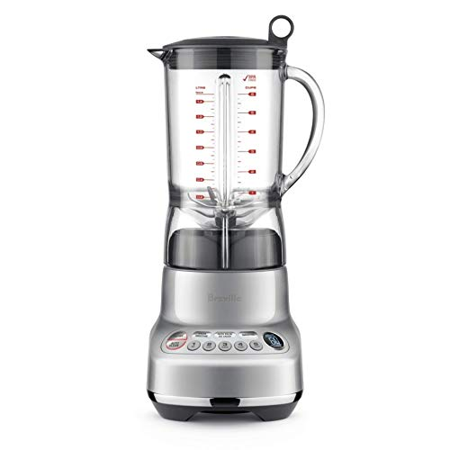 Breville The Fresh and Furious 5-Speed 1100-Watt 1.1L Quiet Blender – BBL620