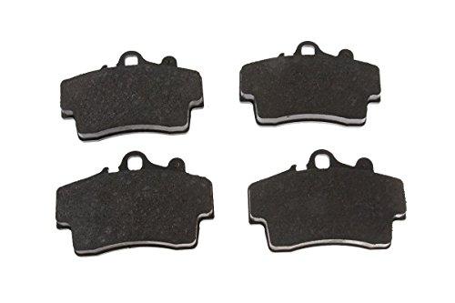 Bosch 0986424570 Disc Brake Pads set Front Axle: