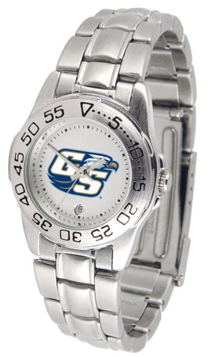 Linkswalker Ladies Georgia Southern Eagles Ladies' Sport Steel Watch ()