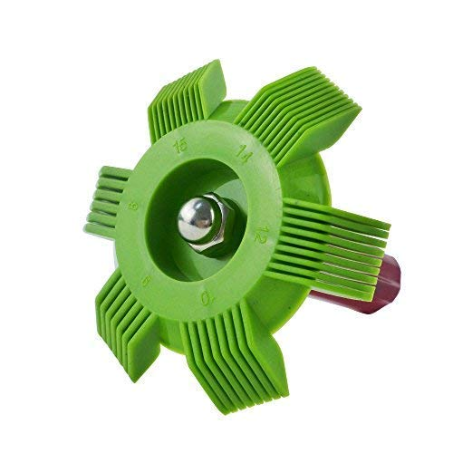 Wisepick AC Condenser Fin Straightener Cleaner Evaporator Radiator Fin Comb