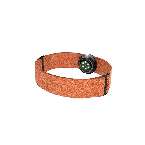 Polar OH1 Heart Rate Sensor, Orange, Medium/XX-Large by Polar