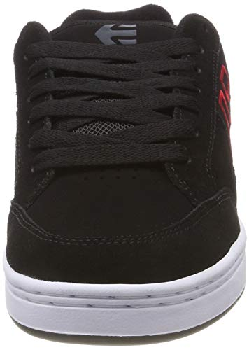 Chaussures red Swivel Black Skateboard De Etnies Gum Homme wAqa7