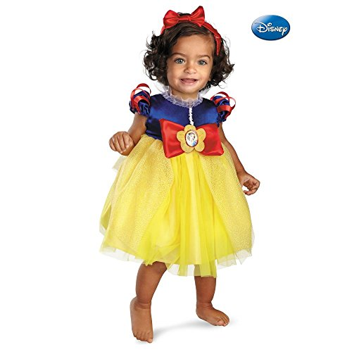 [SNOW WHITE INFANT 6-12 MONTHS] (Snow White Dress Costumes)