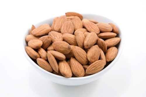 Raw Organic Almonds (10 Pound Bulk) by Superior Nut Company