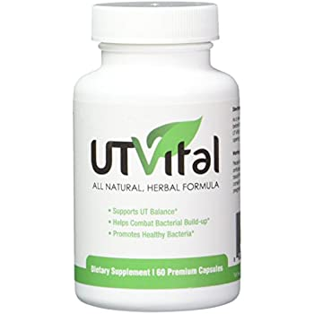 UTI Treatment and Prevention D-Mannose Powder w/ 36x Stronger Cranberry, Targeted Probiotics and MORE. Bonus Urinary Tract Infection Advice (eBook) 1mth supply by UTVital