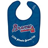 MLB Atlanta Braves WCRA0115614 All Pro Baby Bib