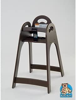product image for Koala Kare KB105-09 Brown Designer High Chair