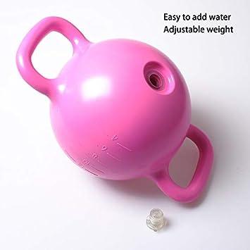 BHLAMA Sports Fitness Kettlebell está Lleno de Agua para Ajustar el Peso, es fácil de Transportar y Aumenta la Masa Muscular.: Amazon.es: Hogar