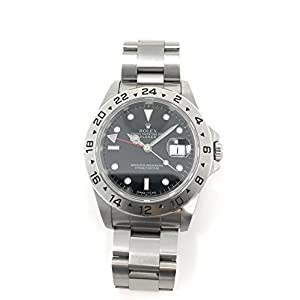 Rolex Explorer II automatic-self-wind mens Watch 16570 (Certified Pre-owned)