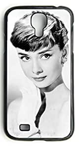 Audrey hepburn Custom Case Hard Durable Case Cover Skin for Samsung Galaxy S4 i9500, Personalized Case by Maris's Diary