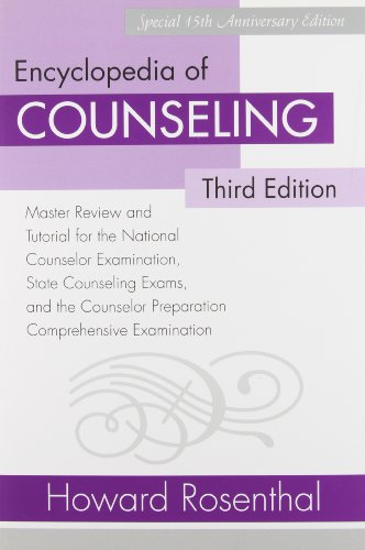 Rosenthal Flash - Encyclopedia of Counseling Package: Complete Review Package for the National Counselor Examination, State Counseling Exams, and Counselor Preparation Comprehensive Examination (CPCE)