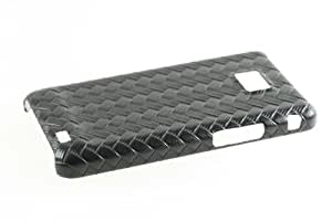 Funda protectora tapa de terminales de la contraportada del caso de Shell para Samsung Galaxy S2 i9100 teléfono inteligente violentamente modelado shell