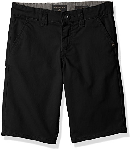 (Quiksilver Boys' Everyday Union Stretch Shorts Kids, Black, 3)