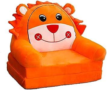 Enfant chaise fauteuil Baby Sofa Siège Tissu Rembourré salle de jeux