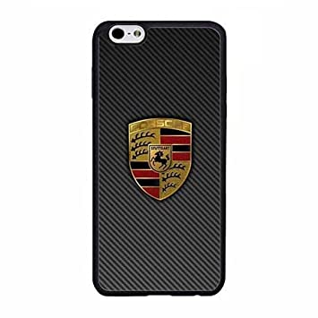 coque porsche logo iphone 6