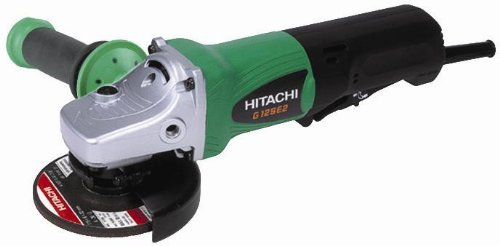 Factory-Reconditioned: Hitachi G12SE2 4-1/2-Inch Disk Grinder