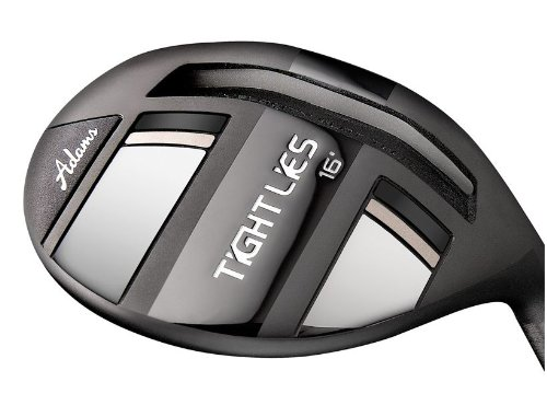 Adams Golf Women's Tight Lies Fairway Wood, Right, Graphite, Ladies, 19-Degree -  M2632503