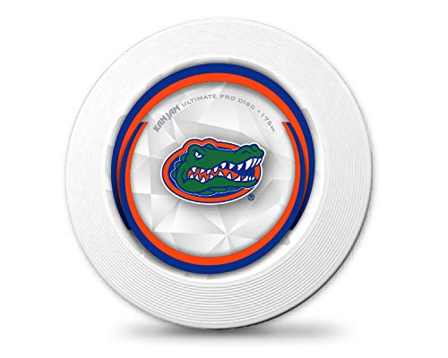 PROLINE NCAA College Florida Gators Ultimate Pro Flying Disc ()