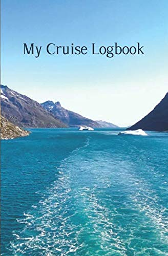 My Cruise Logbook: A small notebook to track all your journeys and experiences on the seven seas of the world - N°2