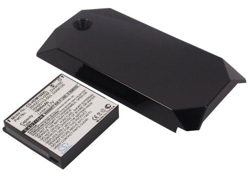Battery Replacement for HTC Diamond Diamond 100 P3100 P3700 Touch Diamond 35H00113-003 DIAM160