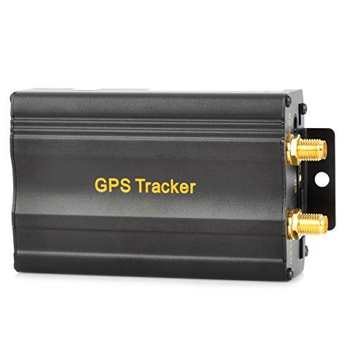Mini GPS/SMS/GPRS/GSM tracker Vehicle Système appareil de suivi de voiture