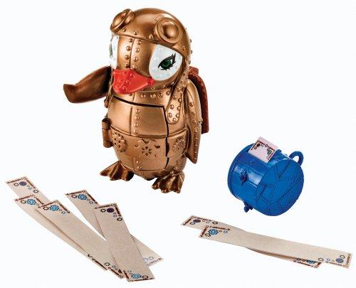 Monster High Pet (Monster High Secret Critters Captain Penny Figure)