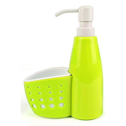 MONOMONO-Soap Dispenser Bottle Shower Gel Shampoo Pump liquid Lotion Holder Kitchen - London Mall Crystal New