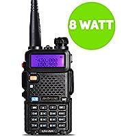 BaoFeng UV-5R MK5 8W Two Way Radio Walkie Talkie