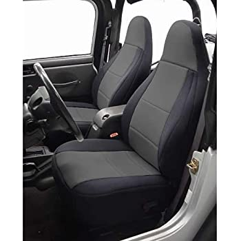 Pleasant Chic Coverking Custom Fit Seat Cover For Jeep Wrangler Tj 2 Dailytribune Chair Design For Home Dailytribuneorg