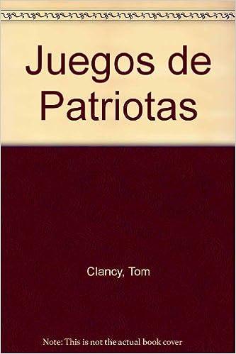 Book Juegos de patriotas