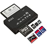 High Speed All-in-1 USB Card Reader for all Digital Memory Cards