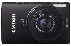 Canon IXUS 127 HS Cámara digital compacta, negro