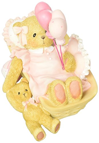 ve Gives us High Hopes Carolina Valentine Bear Figurine (Cherished Teddies Bear)