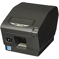 Star Micronics, TSP743iiu, thermal printer, cutter, USB, grey