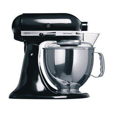 kitchenaid artisan mixer black - 5