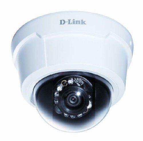 D-Link DCS-6113 Full HD Fixed Dome Kamera (2 Megapixel CMOS, MPEG-4, JPEG)