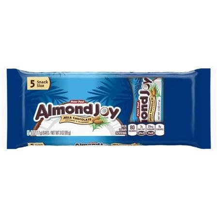 Almond Joy Mini Snack Bars 5ct 3 ()
