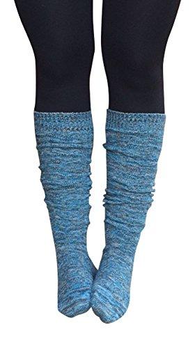 - Lucky Love Womens Boot Socks, Knee High Multi-Color in Single & 2 Pack