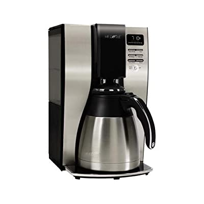 Sunbeam Products BVMC-PSTX91 Thermal Coffee Maker, Programmable, Stainless Steel, 10-Cup