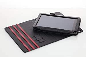 Poetic DuraBook Case for Dell Latitude 10 ST2 Window 8 Pro Tablet Black (3 Year Manufacturer Warranty From Poetic)