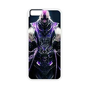 ANTI MAGE iPhone 6 Plus 5.5 Inch Cell Phone Case White 82You479971