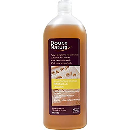 shampoing douche bio