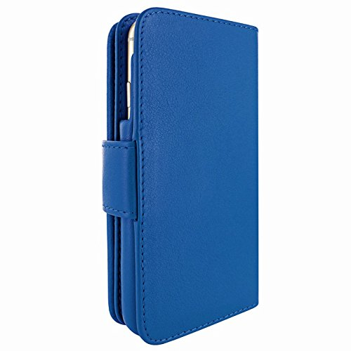 Piel Frama 687DB Etui rigide pour iPhone 6 Plus Bleu