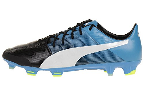 Puma soccer shoes evoPower 1.3 FG 103524 02 black Football Men, pointure:eur 48.5