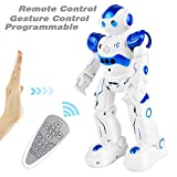 GotechoD Robot Toys Remote Control Robot for Kids, Programmable RC Robot Remote Robot Intelligent Talking Dancing Robot Toy for 5/6/7/8 Years Old Boys Girls Birthday Gift